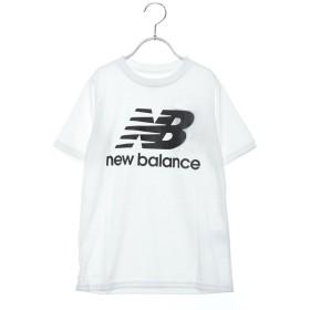 ニューバランス new balance ジュニア 半袖ラガーシャツ JJTP9233 JJTP9233 (ホワイト)