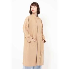 [マルイ]【セール】スタンドカラーAラインコート/ローズバッド(ROSE BUD)