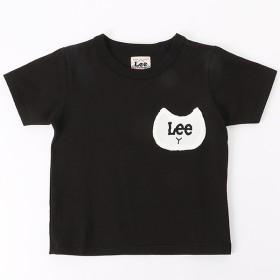 [マルイ]【セール】【100cm-160cm】猫ちゃんポケット Tシャツ/リー(Lee)