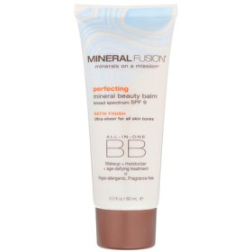 Mineral Beauty Balm, Perfecting, SPF 9, 2.0 oz (60 ml)