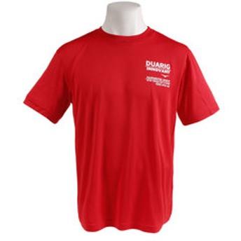 【Super Sports XEBIO & mall店:トップス】【オンライン限定特価】DPUV メッシュ半袖Tシャツ 863D8ES5927 RED