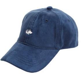 【Super Sports XEBIO & mall店:帽子】FAKESUEDE WOMENS ロゴキャップ 898EK8ST3839 NVY