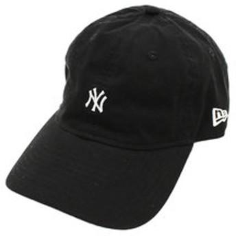 【Super Sports XEBIO & mall店:帽子】9TWENTY クロスストラップ ミニロゴ ニューヨーク ヤンキース キャップ 11775164