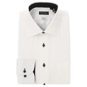 【THE SUIT COMPANY:トップス】【Special sewing】ワイドカラードレスシャツ〔EC・CLASSIC SLIM-FIT〕