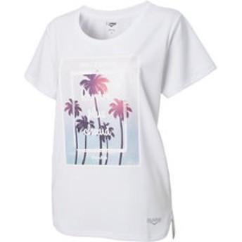 【Super Sports XEBIO & mall店:トップス】ドライプラス UVメッシュ半袖Tシャツ 864D8CD5650 WHT