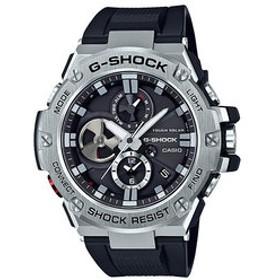 【ザ・クロックハウス:時計】Gショック G-SHOCK カシオ CASIO 耐衝撃 防水 腕時計 タフ GST-B100-1AJF
