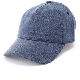 rag & bone MARILYN BASEBALL CAP キャップ,ブルーデニム