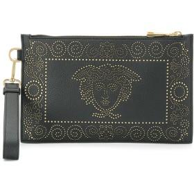 Versace メデューサ バッグ - ブラック