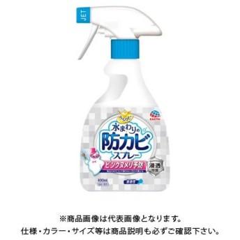 アース製薬 らくハピ水まわりの防カビスプレー無香性 341444