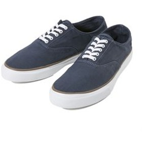 【ABC-MART:シューズ】STS14017 CLOUD CVO WASHED CANVAS NAVY 550457-0001