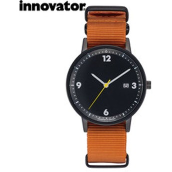 【THE WATCH SHOP.:時計】イノベーター[innovator] ボールド[Bold] IN-0001-7メンズ レディース ユニセックス シンプルウォッチ