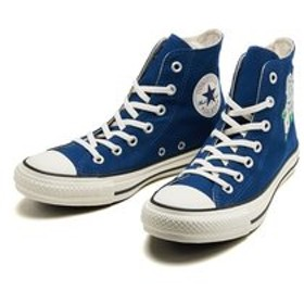 【ABC-MART:シューズ】32992385 AS ROSE-EMBROIDERY HI NAVY 589143-0001