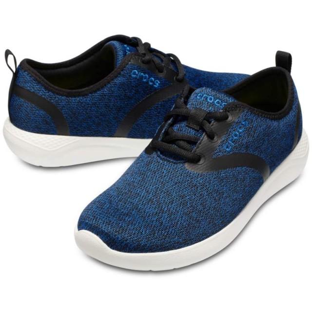 【クロックス公式】 ライトライド レース ウィメン Women's LiteRide Lace ウィメンズ、レディース、女性用 ブルー/青 21cm,22cm shoe 靴 シューズ 30%OFF