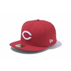 【Super Sports XEBIO & mall店:帽子】59FIFTY NPBクラシック 広島東洋カープ Cロゴ スカーレット×ホワイト 11121905