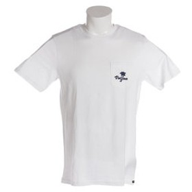 【Super Sports XEBIO & mall店:トップス】Lastresort 半袖Tシャツ Pocke 18A5011808 WHT
