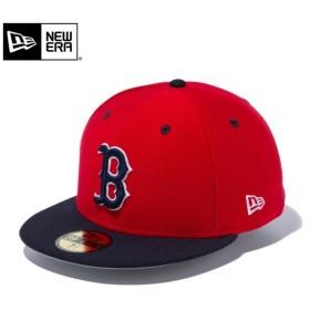 【メーカー取次】 NEW ERA ニューエラ 59FIFTY MLB On-Field バッティングプラクティス Hex Tech ボストン・レッドソックス 11904410 メジャーリーグ 帽子