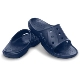 【クロックス公式】 バヤ スライド Baya Slide ユニセックス、メンズ、レディース、男女兼用 ブルー/青 24cm,25cm,26cm,27cm,28cm,29cm,30cm,31cm slide スライドサンダル スポーツサンダル シャワーサンダル サンダル