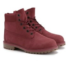 【ABC-MART:シューズ】A1VCK W'S 6 IN PREMIUM BOOT (JR) BURGUNDY 585443-0001