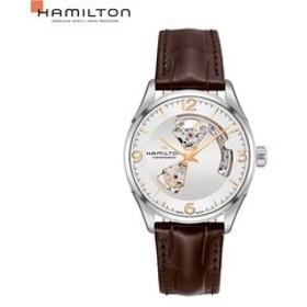 【THE WATCH SHOP.:時計】ハミルトン ハミルトン[Hamilton] ジャズマスター オープンハート ジェント H32705551 メンズ腕時計