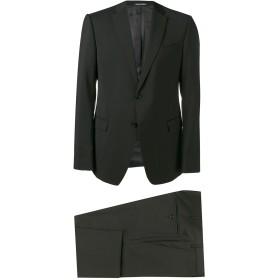 Emporio Armani シングル スーツ - ブラック