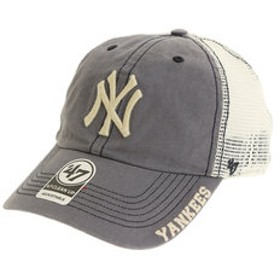 【Super Sports XEBIO & mall店:帽子】【オンライン特価】MLB ニューヨーク ヤンキース キャップ B-FRONR17LAP-NY
