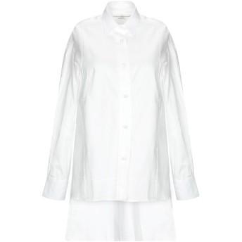 《セール開催中》GOLDEN GOOSE DELUXE BRAND レディース シャツ ホワイト XS コットン 100%
