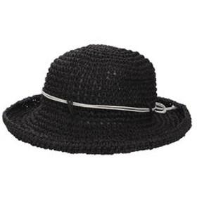 【Super Sports XEBIO & mall店:帽子】【ゼビオオンラインストア価格】SINGL ECROCHET ハット HU18S898SST003 BLK