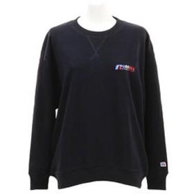 【Super Sports XEBIO & mall店:トップス】NB スウェット ビック クルーネック スウェット RBL18F1001 NVY