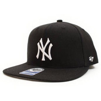 【Super Sports XEBIO & mall店:帽子】Yankees Sure Kids キャップ B-SRS17WBP-BK K0