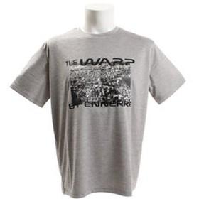 【Super Sports XEBIO & mall店:トップス】【オンライン特価】半袖グラフィックTシャツ Map WB37JA22 GRY