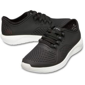 【クロックス公式】 ライトライド ペイサー ウィメン Women's LiteRide Pacer ウィメンズ、レディース、女性用 ブラック/黒 21cm,22cm,23cm,24cm,25cm shoe 靴 シューズ