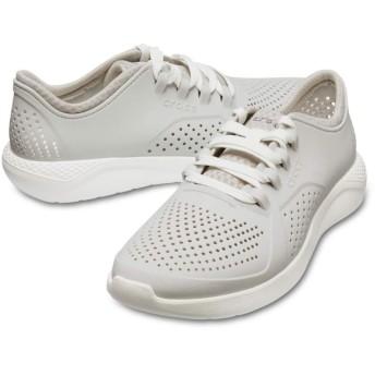 【クロックス公式】 ライトライド ペイサー メン Men's LiteRide Pacer メンズ、紳士、男性用 ホワイト/白 25cm,26cm,27cm,28cm,29cm shoe 靴 シューズ