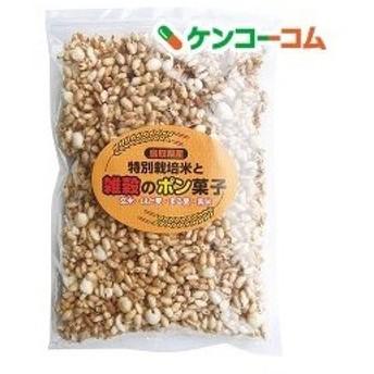 鳥取県産特栽米と雑穀のぽん菓子 ( 100g )