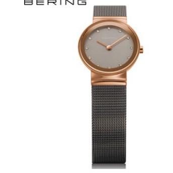 【THE WATCH SHOP.:時計】ベーリング[BERING] クラシック[Classic] 10126-369北欧デザイン メッシュバンド