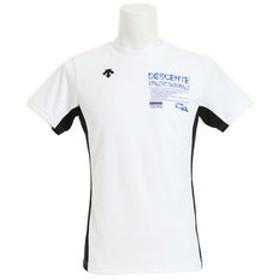 【Super Sports XEBIO & mall店:トップス】【ゼビオ限定】 半袖シャツ DOR-C8162X WHT
