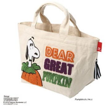 【ROOTOTE GALLERY:バッグ】442401 ルートート(ROOTOTE)/ RT SC.デリ パイル PEANUTS-4A(01:パンプキン)