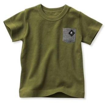 タフで動きやすい ストレッチ変形フライスポケットTシャツの会 フェリシモ FELISSIMO【送料:450円+税】