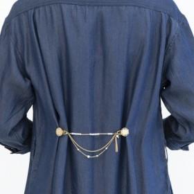 服のシルエットをスマートに変える 大人かわいい きかせ技シェイプレットの会 フェリシモ FELISSIMO【送料:450円+税】