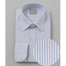 【五大陸:トップス】【形状安定】【スリムフィット】PREMIUMPLEATS ドレスシャツ