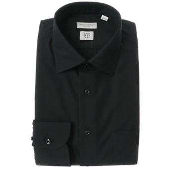 【THE SUIT COMPANY:トップス】【SUPER EASY CARE】ワイドカラードレスシャツ 無地〔EC・SLIM FIT〕