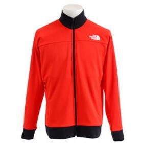 【Super Sports XEBIO & mall店:トップス】エニータイムジャージージャケット NT11998 FR