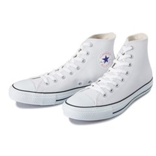 SALE開催中【ABC-MART:シューズ】32044990 LEA ALL STAR HI WHITE 483599-0001