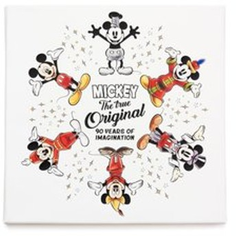 【Mickey 90th Anniversary Magic of Color:雑貨】アートデリ ミッキー90周年 サークル