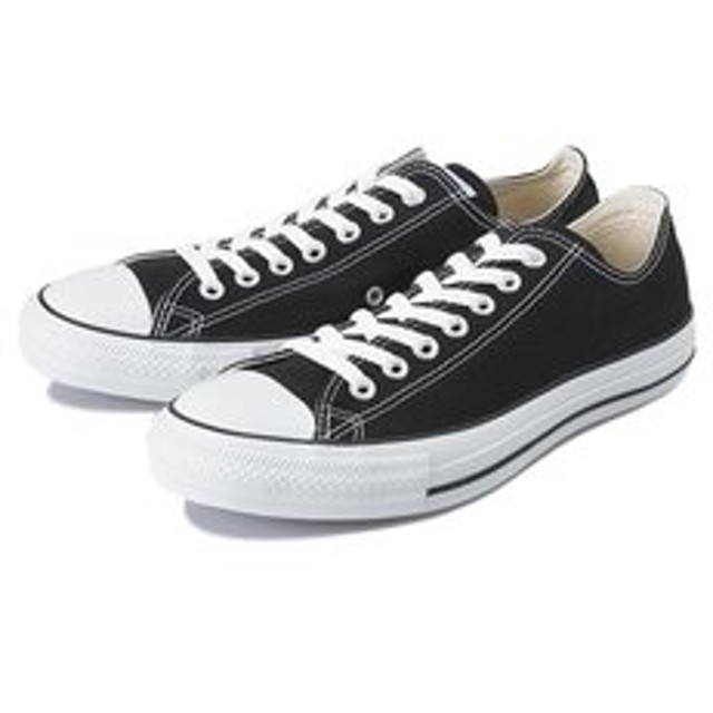 【ABC-MART:シューズ】ALL STAR OX ALL STAR OX 3216 BLACK(US) 0321 004889-0029