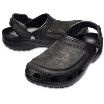 【クロックス公式】 ユーコン ヴィスタ クロッグ メン Men's Yukon Vista Clog メンズ、紳士、男性用 ブラック/黒 25cm,26cm,27cm,28cm,29cm clog クロッグ サンダル 10%OFF