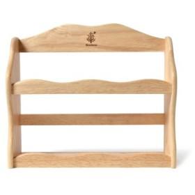 キッチンをおしゃれに演出! 木製スパイスラック ボヌール フェリシモ FELISSIMO【送料:450円+税】