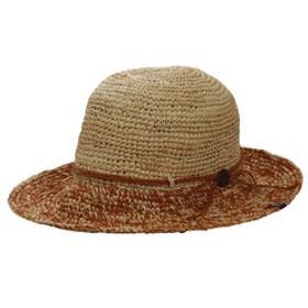 【Super Sports XEBIO & mall店:帽子】RAFFIA HAT HU18S898SST002 ORG