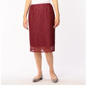 【FREDY & GLOSTER:スカート】レーススカート