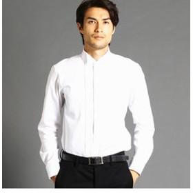 【NICOLE:トップス】ウィングカラーシャツ