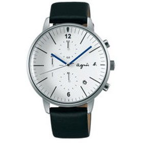 【ザ・クロックハウス:時計】アニエスベー agnes b 腕時計 シンプル モダン FCRT974